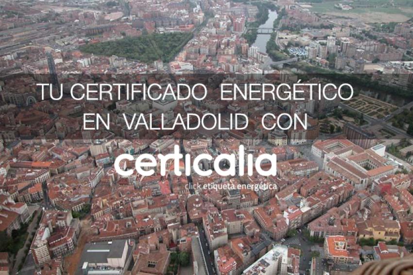 certificado energetico valladolid