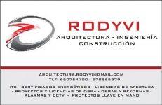 Rodyvi Arquitectura Ingeniería Y Construcción